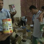 Canned food fraudsters busted in Tripoli