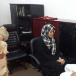 Abdullah Senussi's freed daughter Anoud kidnapped outside prison gates