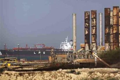 Marsa Al-Brega terminal