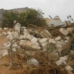 Graves desecrated in Mizdah
