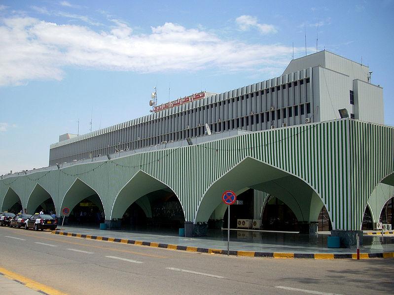 Tripoli International Airport (Photo: AJL)