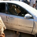 Retired colonel killed in Benghazi car-bomb blast, son critically injured