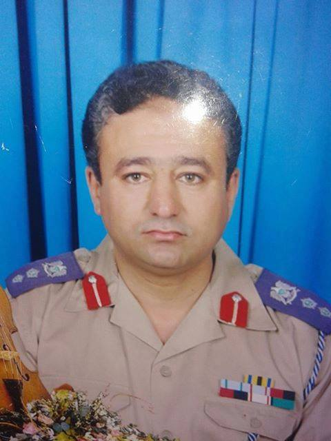 Colonel Adel Al-Towahni was shot dead near his home in Benghazi this morning