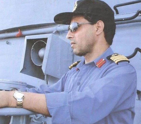Navy Colonel Saleh Elhadiri