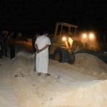 Ajdabiya roadside graves may be missing journalists
