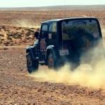 Four-day Hamada desert rally finishes in Zintan
