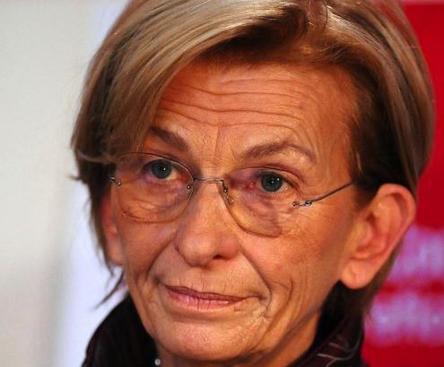 Emma Bonino Italian FM