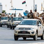 Tripoli holds its breath as Misratans begin pull out