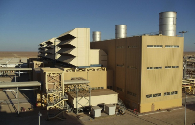 Sarir power station