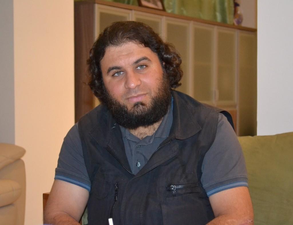 Yusif Ben Tahir (Photo: Maryline Dumas)