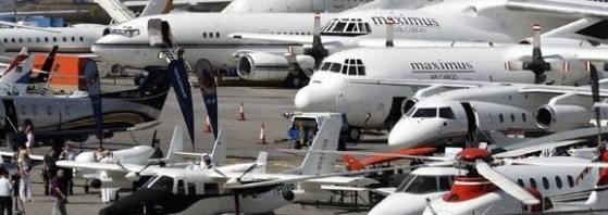 Libya raises profile at Dubai Air Show