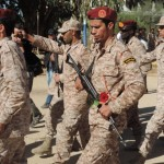 Five Tripoli brigade bases handed over to the army