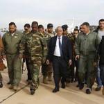 Zeidan visits Benghazi