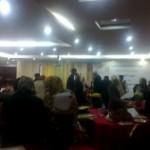 Gender Concerns workshop on enrolling Libyan women in politics