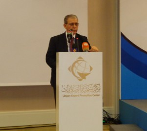 Economic diversification conference opened today in Tripoli