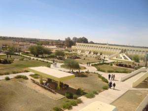 The Kufra campus on Benghazi University