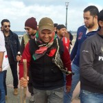 Misrata man's walk for unity and peace ends in Tripoli