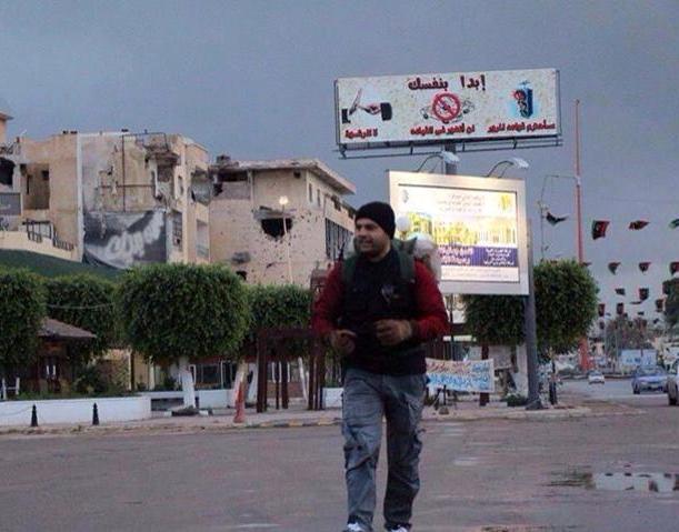 leaving Misrata