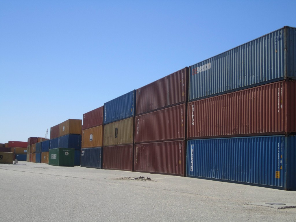 Misrata Port handles record number of containers