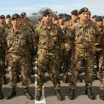 Two thousand troops to be trained in Italy this year