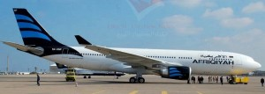 Latest Airbus delivered to Afriqiyah