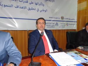 Workshop on Libya's external trade agreements held in Tripoli today