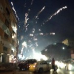 Mawlid firework madness once more