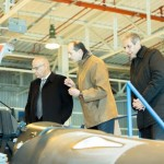 Zeidan visits Turkish aerospace industries in Ankara
