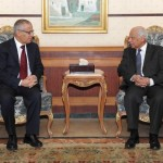 Zeidan denies Egypt caved in to blackmail over kidnapped envoys