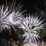 Problems ignored, Tripoli celebrates in deafening and spectacular style