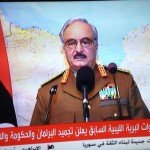 General Hafter announces coup; politicians react with scorn, order his arrest