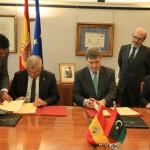 Libya signs sport development MOU with Spain