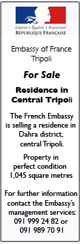 French embassy - Residence sale