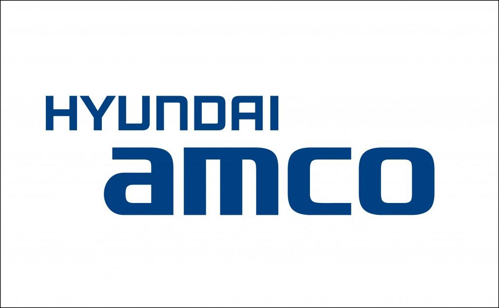 Hyundai amco logo