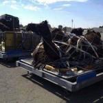 Qaddafi's black camels flown to UAE