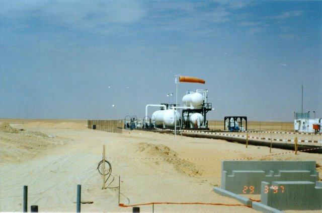 Akakus operations (Photo: Akakus Oil)
