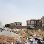 Trash mountains pile up in Benghazi