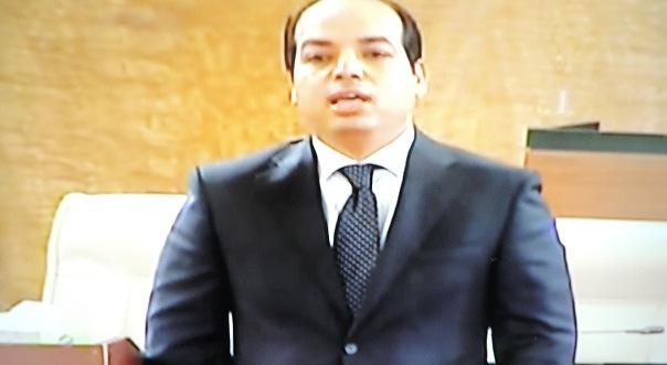 Libya's new Prime Minister, Ahmed Maetig