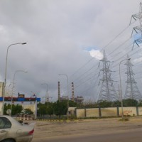 South Tripoli power station (Photo: Ala Meloud Saeed)