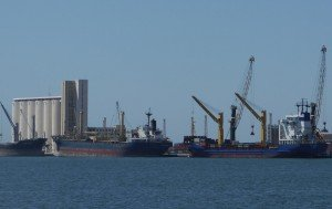 Tripoli port is losing customers to cheaper and more efficient ports such as Misrata and Khoms ports (file photo).