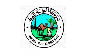 Waha Oil Co logo