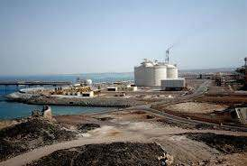 Hariga oil port (Photo: Social media)