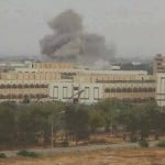 Breaking news: Airstrikes on Benghazi following clashes