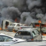 Car bomb attack on Constitutional Assembly