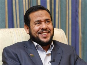 Abdel Hakim Belhaj (File photo: REUTERS/Youssef Boudlal)