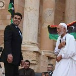 New Mayor of Sabratha sworn in at town's Roman theatre