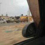 "Heavy fighting in Benghazi: Dignity forces ""take"" Sidi Faraj"