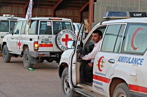 The ICRC in Libya has worked closely with the Red Crescent