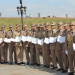 15 Libyan officers graduate from Moscow military academy