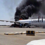 Heavy fighting resumes at Tripoli International Airport